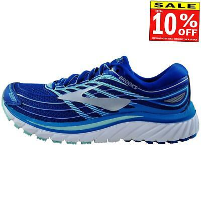 7c649db24c00 Brooks Glycerin 15 Women's Running Shoes Fitness Gym Workout Trainers Blue