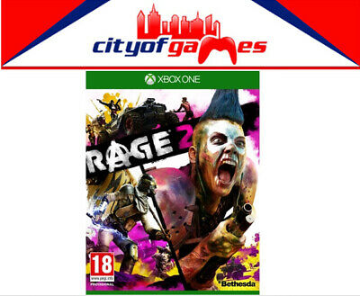 RAGE 2 Xbox One Game Brand New & Sealed