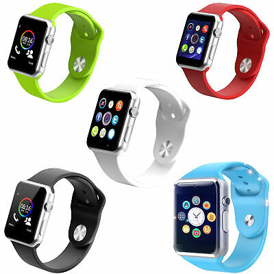 Kids Smart Watch Phone Bluetooth Moman Sport Phone For Android Samsung Iphone