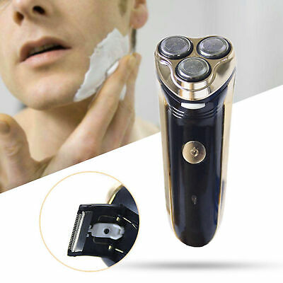 New Upgrade Rotary 3D Rechargeable Washable Men's Electric Luxury Shaver Razor