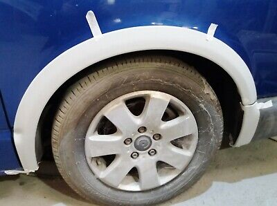 VW Transporter T5 SWB Wheel Arch Protection Kit. Primed