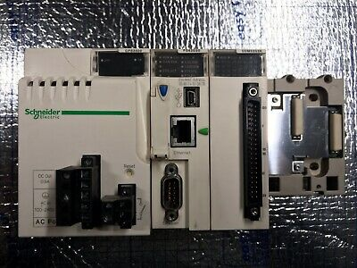 Automate M340 SCHNEIDER Electric Cpu340