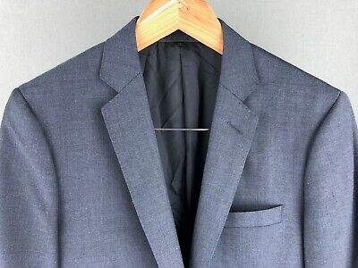 J Crew Ludlow Slim Fit Suit Jacket w Double Vent in Italian Worsted Wool 11707
