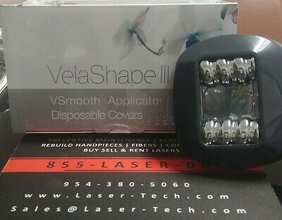 SYNERON VELASHAPE III 8 HOURS VSmooth LARGE APPLICATOR COVER (LARGE HANDPIECE)