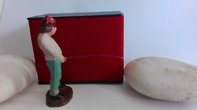 No Caganer - Catalan Traditional Figure Micturate Piss Spain Christmas Vintage