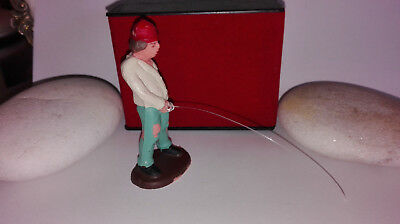 No Caganer - Catalan Traditional Figure Piss To Pee Spain Xmas Vintage