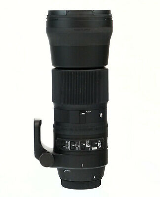 Sigma 150-600mm f/5.0-6.3 DG OS HSM Lens for Canon EF Mount Cameras 745101