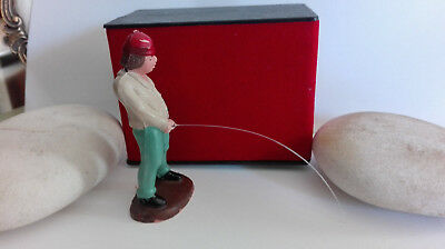 No Caganer  Catalan Traditional Figure Piss To Pee Spain Christmas Vintage