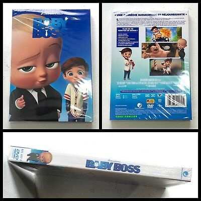 Baby Boss DVD 2017 - DreamWorks Animation