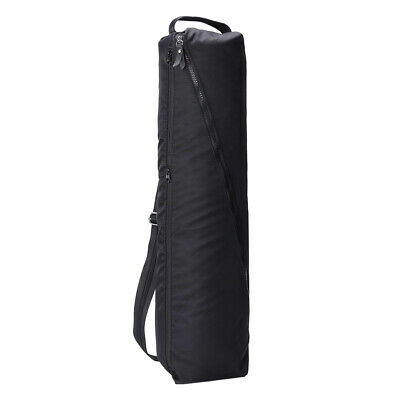 Portable Yoga Mat Bag Nylon Carrier Washable Adjustable Strap Carry Bag