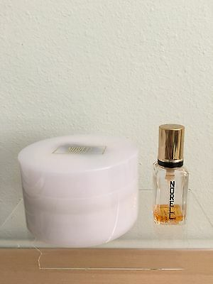 Norell Dusting Powder 4.0 Oz (Unboxed) And Opened Bonus .6fl Oz Cologne Partial