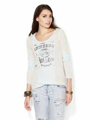 We The Free by Free People Golden Rod Tennessee Girl Tee size X-Small! NWT!