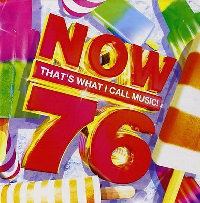 Various Artists - Now That's What I Call Music! 76 - UK CD album 2010
