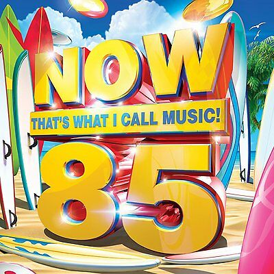 Various Artists - Now That's What I Call Music! 85 - UK CD album 2013