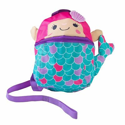 Red Kite Mermaid Toddler Back Pack with Rein 12m+