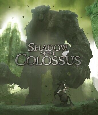 Shadow of the Colossus HD☑️PlayStation PS3🎮Digital Game☑️Download☑️Please Read