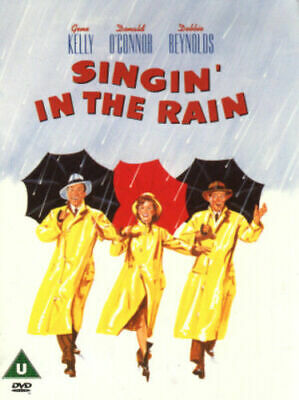 Singin' in the Rain (DISC ONLY) DVD Musical