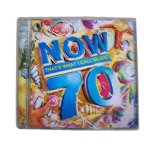 Various Artists - Now That's What I Call Music! 70 - UK CD album 2008