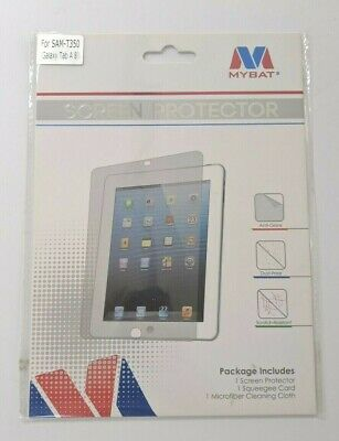 3 Pack Clear HD Screen Protector Film For Samsung Galaxy tab A 8.0 SM-T350 2015