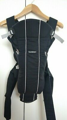 Baby Bjorn Carrier with winter cocoon and hood