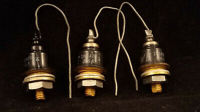 LOT OF NOS Western Electric Vintage Diodes 1N1420 (Q68)