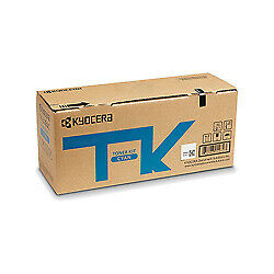 GENUINE Kyocera TK8729 Cyan Copier Toner Cartridge TK-8729C