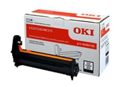 GENUINE Oki C532DN Black Imaging Drum Unit 46484112