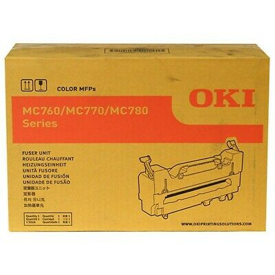 GENUINE Oki MC760 MC770 MC780 Fuser Assembly Unit 45380003