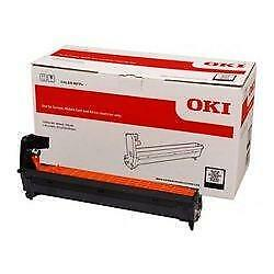 GENUINE Oki C833n Black Drum Unit 46438008