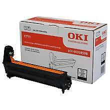 GENUINE Oki C711N Black Drum Imaging Unit