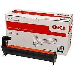 GENUINE Oki C712N Black Imaging Drum Unit 46507412