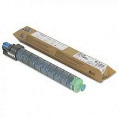GENUINE Ricoh MPC3002 Cyan Copier Toner Cartridge