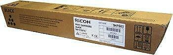 GENUINE Ricoh MPC4501 Black Copier Toner Cartridge 841468