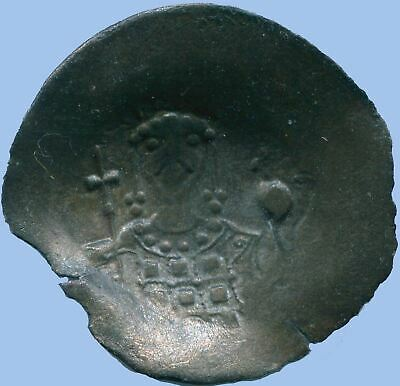 AUTHENTIC BYZANTINE EMPIRE Aspron Trache Coin 3.94 g/30.02  mm ANC13499.13