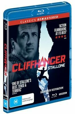 Cliffhanger (Blu-Ray, 2019) (Region B) New Release