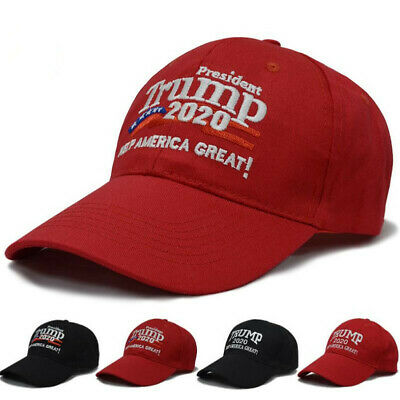 1980c340916f Make America Great Again Hat 2020 Donald Trump Cap Embroidered Baseball Hats  LO