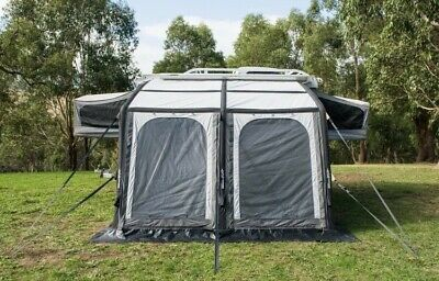 Inflatable Annexe Outback Factory 2nd Jayco Camper Trailer Orbit Air Coast iKamp
