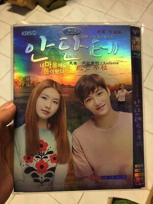 ANDANTE NEW Korean Drama - GOOD ENG SUBS - $22 01 | PicClick