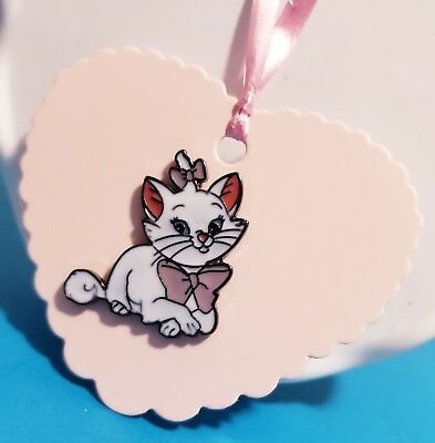 Broch Pin Marie The Aristocats with Cute Bow Kawaii Disney