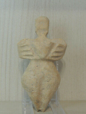 Antique Stone Figure statuette,Fertility ,mother godess,Idol,god,Alien