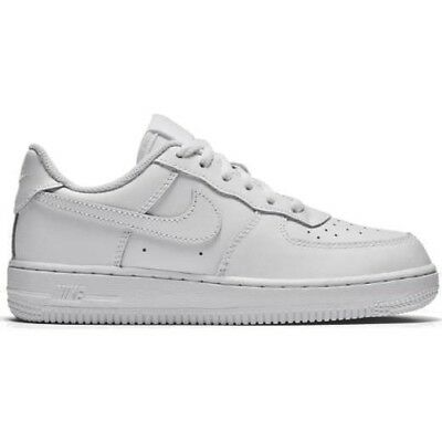 new products 3113a 7d892 Scarpe Nike Air Force 1 (PS) 314193-117 Bambino a Bianco Sneakers