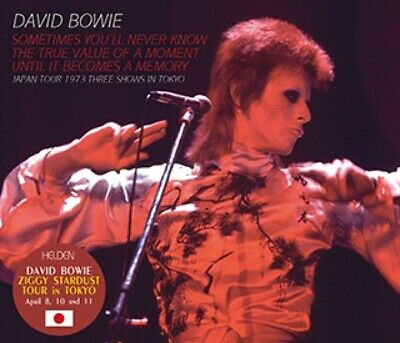 #Me NEW David Bowie -THE TRUE VALUE OF A MOMENT 3CD