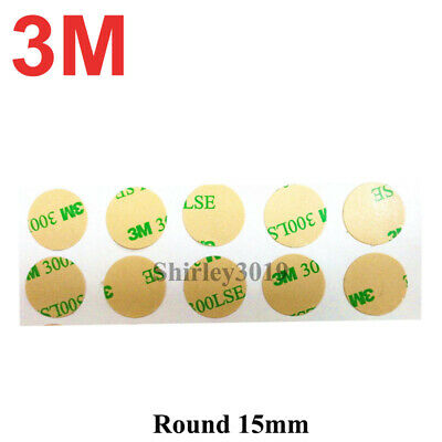 3M 9472LE 300LSE Heavy Duty Double Sided Sticky Adhesive Sheet Tape Size 15mm