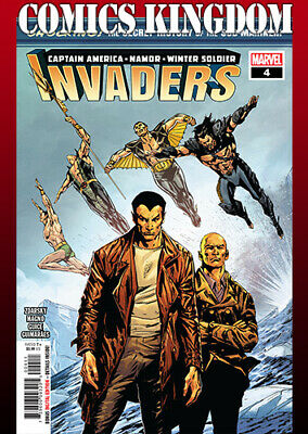 Invaders #4 10/04/2019
