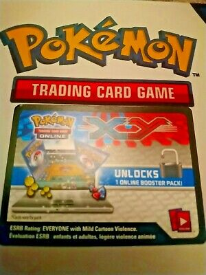 Pokemon Codes for TCGO - Including XY, special sets, ETB's and more