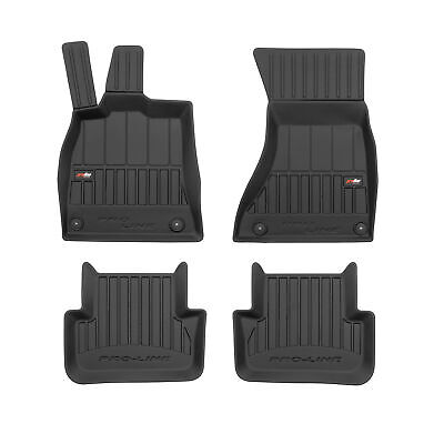 Tappetini Tappeti PRO LINE 3D AUDI A4 B8 2008-2015 in gomma