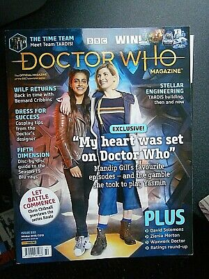 Doctor Who Magazine Issue 532 Winter 2018/2019 (new)