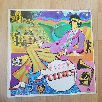 "A Collection Of Beatles Oldies Fame 12"" Vinyl Record LP FA 41 3081 1 - Yesterday"