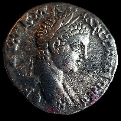 Genuine Roman Coin. Buyer To Identify. Guaranteed Genuine. Ref Lot #105