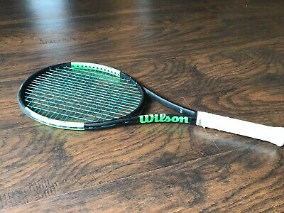 WILSON BLADE 98 Countervail 18x20 Strung with Luxilon